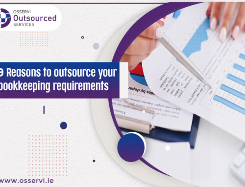 9 Reasons to Outsource your Bookkeeping Requirements