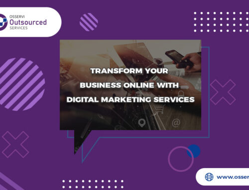 Transform Your Business Online With Digital Marketing Services