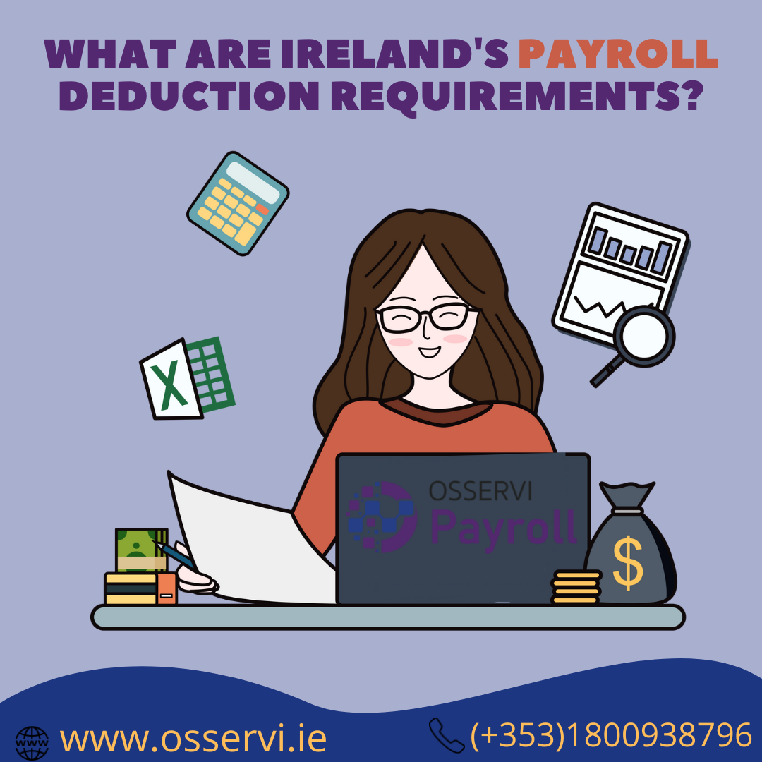What are Ireland's Payroll Deduction Requirements
